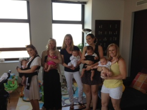 """Biceps, Babies and Buggies"" playgroup"