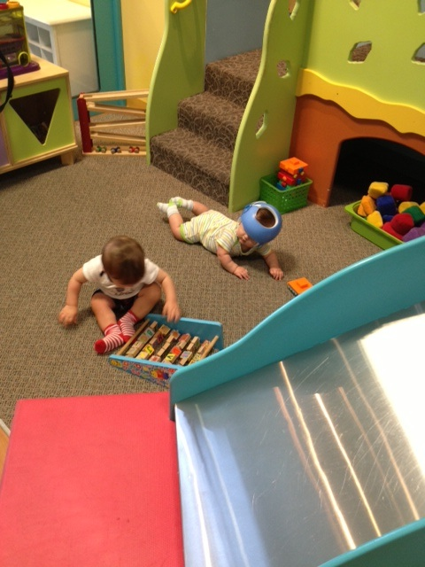 Explore and Much More 1st floor play area