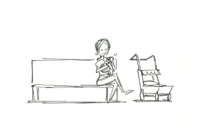 breastfeeding in public cartoon
