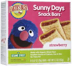 Earth's Best Sunny Days Snack Bars