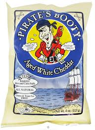 White Cheddar Pirates Booty