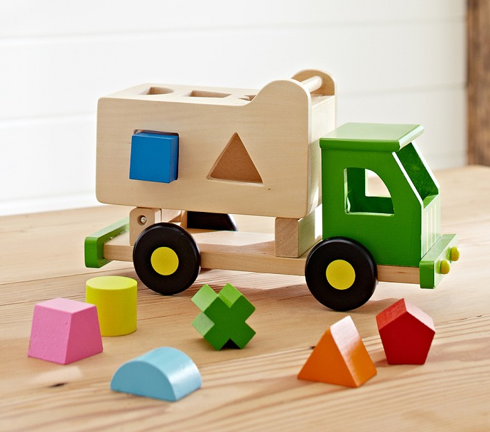 Wooden Toy Trucks For 3 Year Old : Christmas will i
