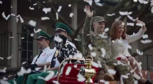 budweiser commercial 2014