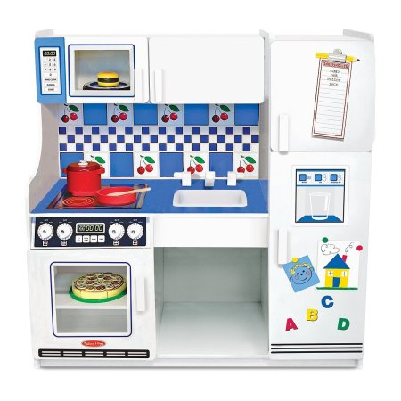 melissa and doug classic kitchen