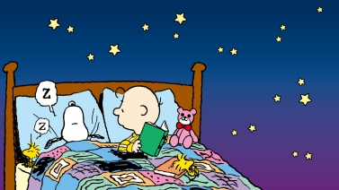 Image result for snoopy sleeping gif