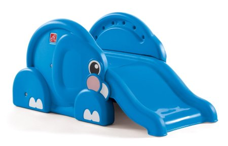 step2 up and down elephant slide